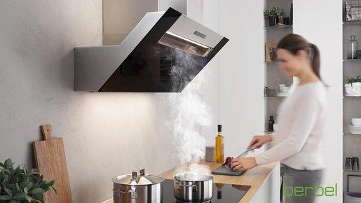 berbel Küche Dunstabzugshaube Herdplatte